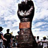 Lagwiyann lévé ::: Zapping ::: Le rassemblement du 4 avril 2017 à Kourou