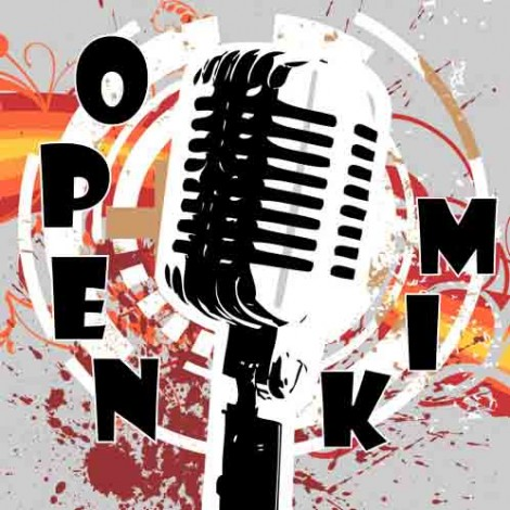 Open Mik Session #2 ::: YayaMan, Colman & King Faya
