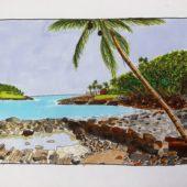 Les Filles s'emmêlent aux îles du Salut ||| Bagnards d'avant, touristes d'aujourd'hui