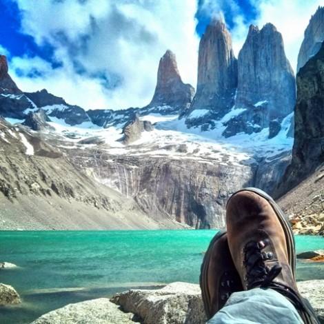 La MiziKale #10 ::: Patagonia walkin' ! ::: 1&2