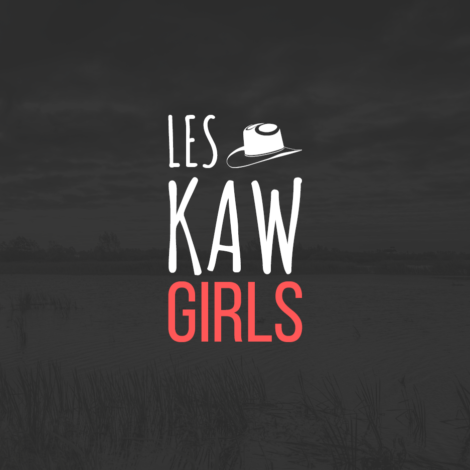 Les Filles s'emmêlent aux Marais de Kaw