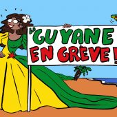 En Guyane quand…