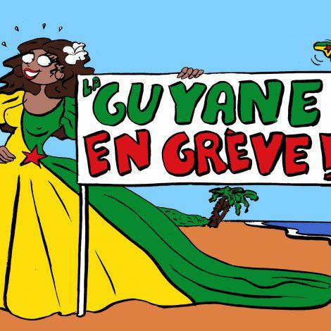 Lagwiyann lévé ::: Zapping ::: On a tiers-mondisé la Guyane