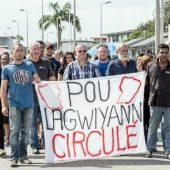 Lagwiyann lévé ::: Zapping ::: Rassemblement pour une levée des barrages