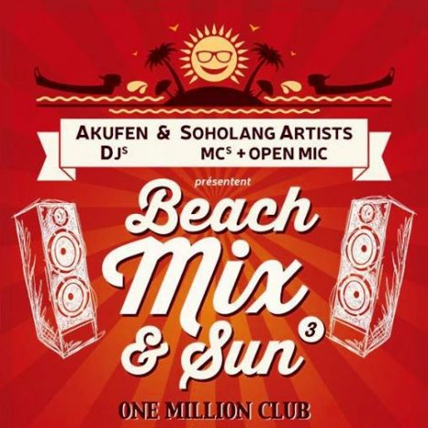 Sorosson #7 ::: Surinam Papatam Mix !