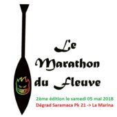 Kourou, Koukou ::: Le marathon du fleuve !