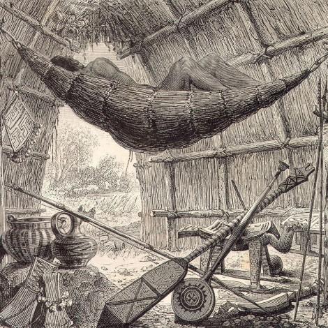 Playlist Zikale ::: Le monde dans mon hamac…